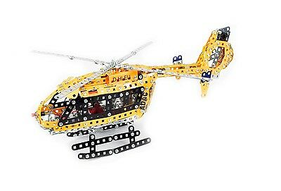 Metal construction ADAC Helicopter 757 pc Tronico Professional Series