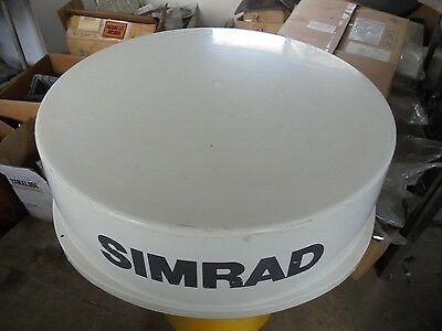 Simrad Koden RB715A 4kW Radar W Dome  Working Unit Only No Cables