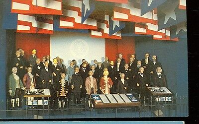 The Presidents-Exhibit-Dial A President-Forty Figures-(Misc-153)