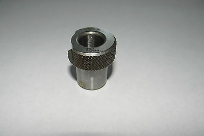 Accurate Bushing Company, Drill Bushing, S-48-12, Type SF, Aerospace/Industrial