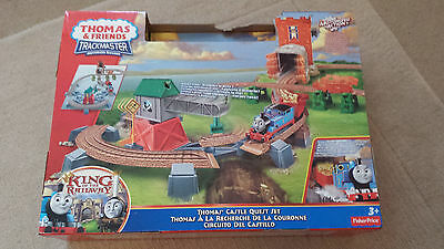 Thomas & Friends Trackmaster Castle Quest Train Set (in Original Box)
