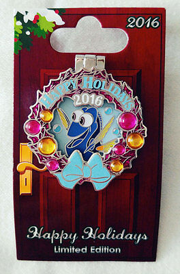 Disney Happy Holidays Art of Animation Finding Dory 2016 Pin *Limited Edition*