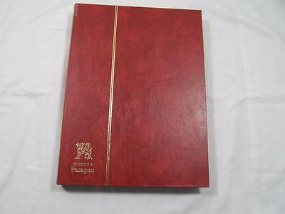 (3172) Egypt Stamp Collection In 30 Side Wessex Paragon Stock Album