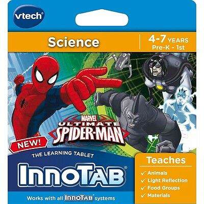 Vtech - InnoTab Software - Ultimate Spider-Man - English Edition