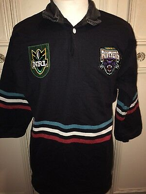 """Penrith Panthers NRL Rugby League Jersey 40"""" Chest Shirt Top"""