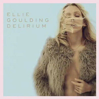 Ellie Goulding Delirium Lp Vinyl New 33Rpm