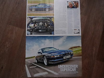 1991 ALPINA (BMW) B12 5.0 Coupe - Classic Test Article