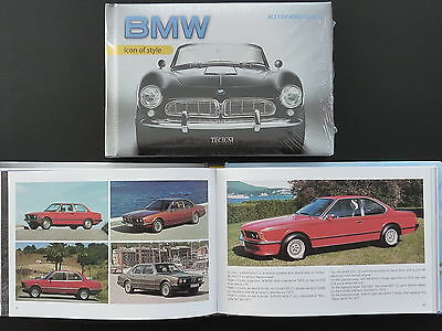BMW : Icon of Style - Alessandro Sannia (English & French Text) New Book