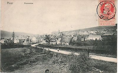 Cpa Heer-Agimont : Panorama - 1906