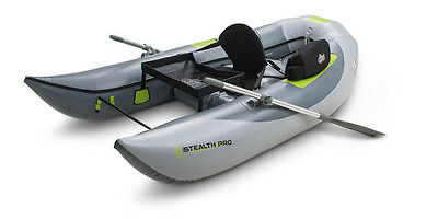 Outcast OSG Stealth Pro Pontoon Boat - No Tax, Free Shipping and $75 Gift Card!