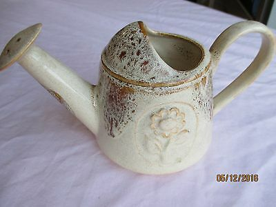 """Fosters """"Honeycombe"""" Watering Can Planter"""