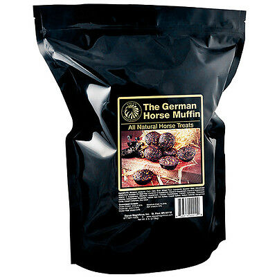 C-Equus Magnificus The German Horse Muffins Treats Made In The Usa 1Lb