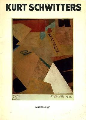 Kurt Schwitters : Catalogue, 1985 / 70 color plates