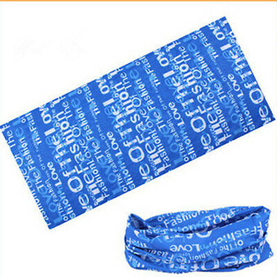 Outdoor Cycling Sunscreen Seamless Variety Magic Scarf Mask Riding Equipment #5