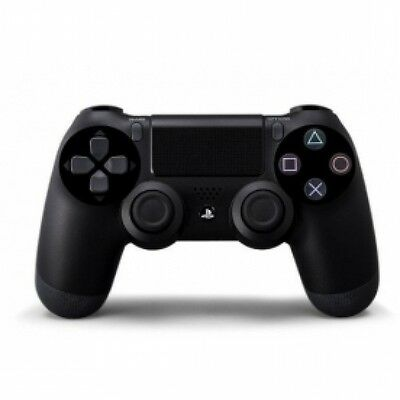 Official Sony Dualshock 4 Jet Black Controller PS4 Brand New
