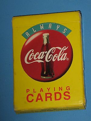 Coca-Cola Playing Cards Complete Set