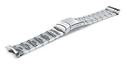 Chris Benz Metal Strap For Deep 500m Chronograph 2000m Automatic Gmt 22 mm Silv