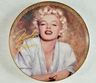 Marilyn Monroe Collector Plate from The Bradford Exchange 3rd issue