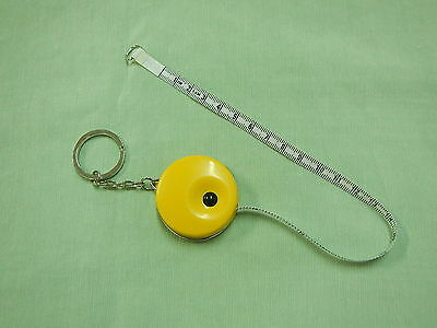 "Tape Measure Retractables Yellow 55""/140cm Imperia/Metric"