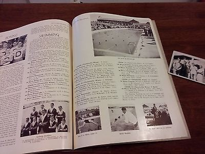 Vintage 1950 Downlands Annual Magazine Of Sacred Heart College Toowoomba