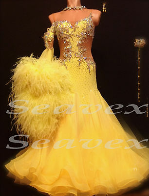 **for andreimorgad9** Made # Bd2878 US 6 Dance Dress, ship by speed post
