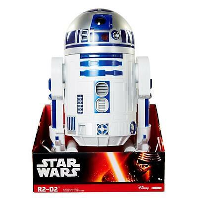 New Disney Star Wars R2-D2 Large Action Figure The Force Awkens 18 Inch Toy