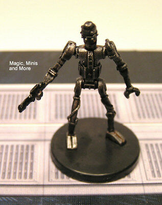 The Clone Wars ~ IG-86 ASSASSIN DROID #37 Star Wars miniature  WotC