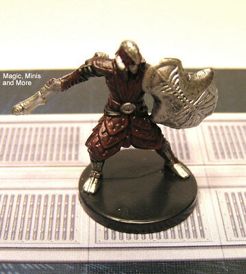 The Clone Wars ~ UTAPAUN WARRIOR #40 Star Wars miniature  WotC