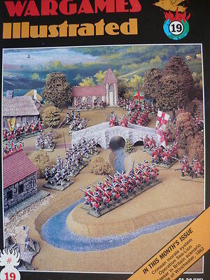 Wargames Illustrated Magazine Issue 19 - Battle Of Winchester