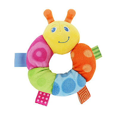 Taggies - Colours Caterpillar Rattle