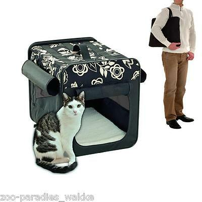 Transportbox Smart Top Basic, Transporttasche / 35 cm Faltbox Hund, Katze 31498