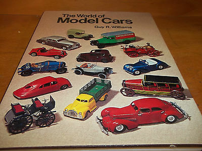A World of Model Cars - 1976 - Hardcover -  FREE SHIPPING AFTER #1++++