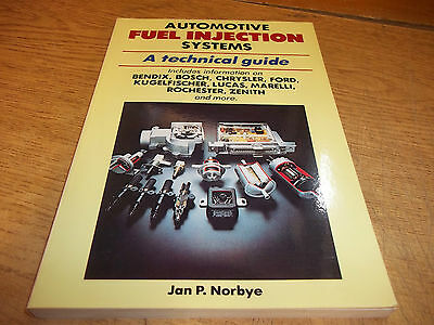 Automotive Fuel Injection System by Jan P. Norbye  - FREE SHIPPING AFTER #1++++