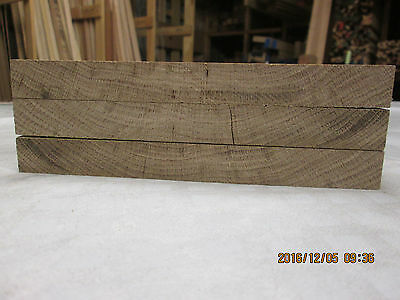 Timber Hardwood American White  Oak Offcuts  Planed 4 Sides