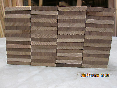 Timber Hardwood American Black Walnut And Canadian Ash Offcuts  Planed
