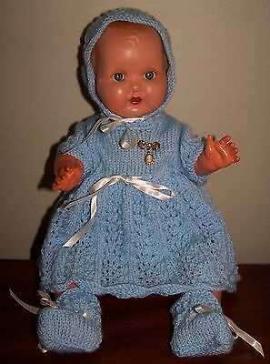 """16"""" LAURIE COHEN BABY BETTY AUSTRALIAN DOLL - CIRCA 1930's - 1940's"""