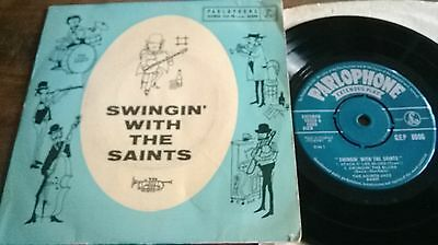 The Saints Jazz Band - Swingin With The Saints Ep