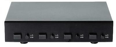 Karma CMT 994 - Switch 2 audio inputs, 4 way, 140 W, 216x112x49 mm