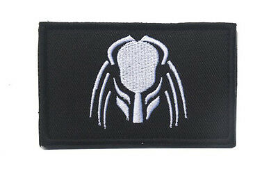 Predator PATCH ARMY MORALE TACTICAL MORALE BADGE embroidery PATCH  hk+ 611
