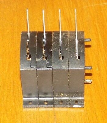Triang Oo Gauge Point Lever Switches X 4