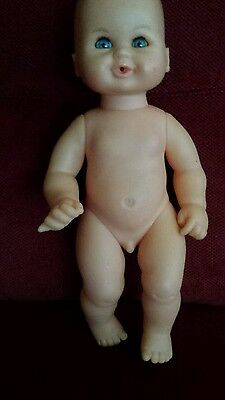 Migliorati Puppe Vintage Made in Italy 1980