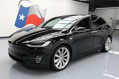 2016 Tesla Model X  2016 TESLA MODEL X P90D AWD LUDICROUS SPEED NAV 22'S 7K #S00738 Texas Direct