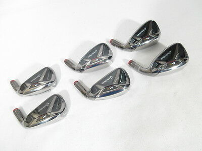 New! 2016 TAYLOR MADE M2 IRONS (5-PW) IRON SET -Heads Only-