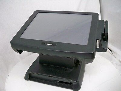 Posiflex KS-6600 KS-6615Z Touch POS 1.5GHz/1G/No HD w/SD400X Reader No AC Cable