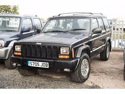 1999 JEEP CHEROKEE 4.0 Limited 5dr Auto