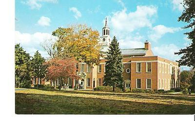 Postcard S308 - The Upsala College Library