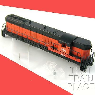 Bessemer Sd-7 #453  Complete Shell Assembly Atlas Kato N Scale