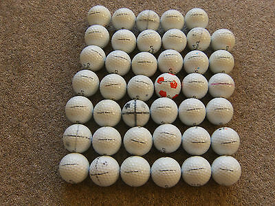 20 x Callaway   - CHROME SOFT -   golf balls in Pearl/Grade A- condition