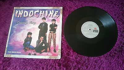 "Indochine ‎– Canary Bay ,  Vinyl, 12"", Maxi-Single , 1985 , Spain , F-601702"