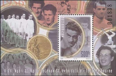 Hungary 2006 Olympic Games/Boxing/Sports/Medals/Olympics 1v m/s (n33715)